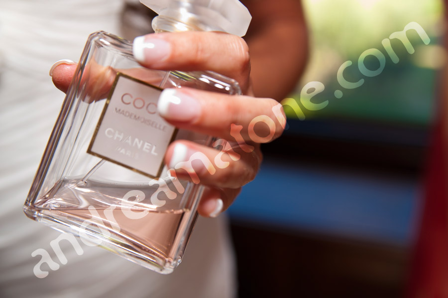 Perfume French chanel coco madem