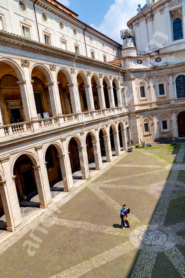 Photo Tour at Saint Ivo alla Sapienza