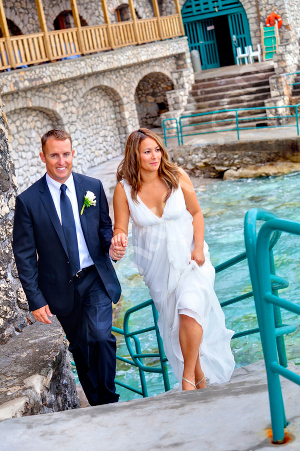 Capri island wedding photo shoot