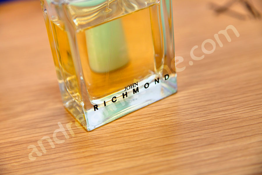 John Richmond man male perfume cologne