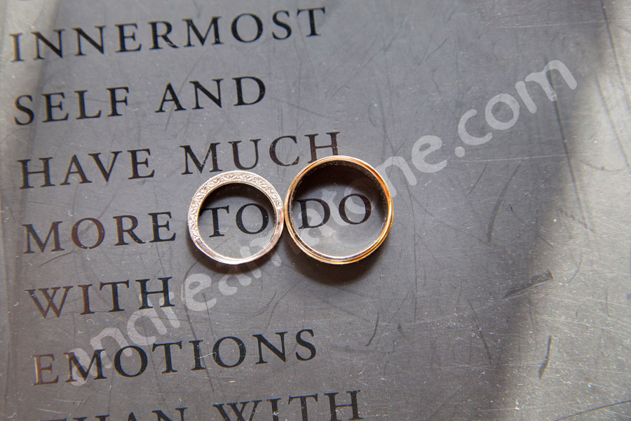 The matrimonial rings