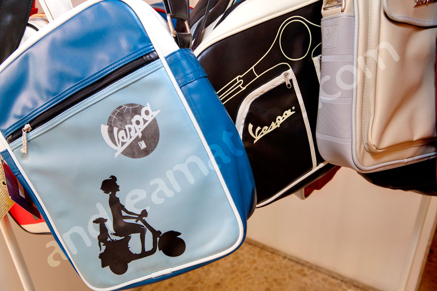 Vespa bags and accessories