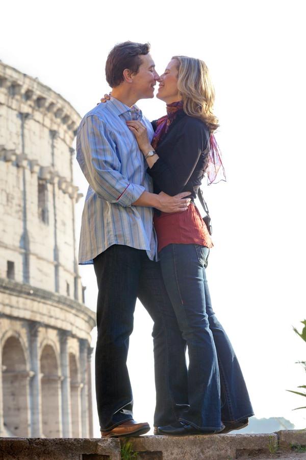 Romance in the Coliseum