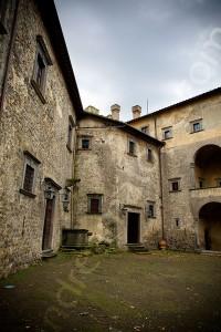 Interior Castle Odescalchi wedding day