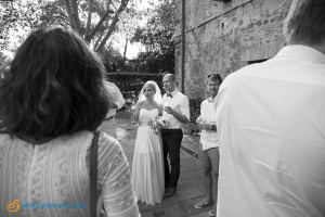 Reportage photo journalistic wedding photography in Rome