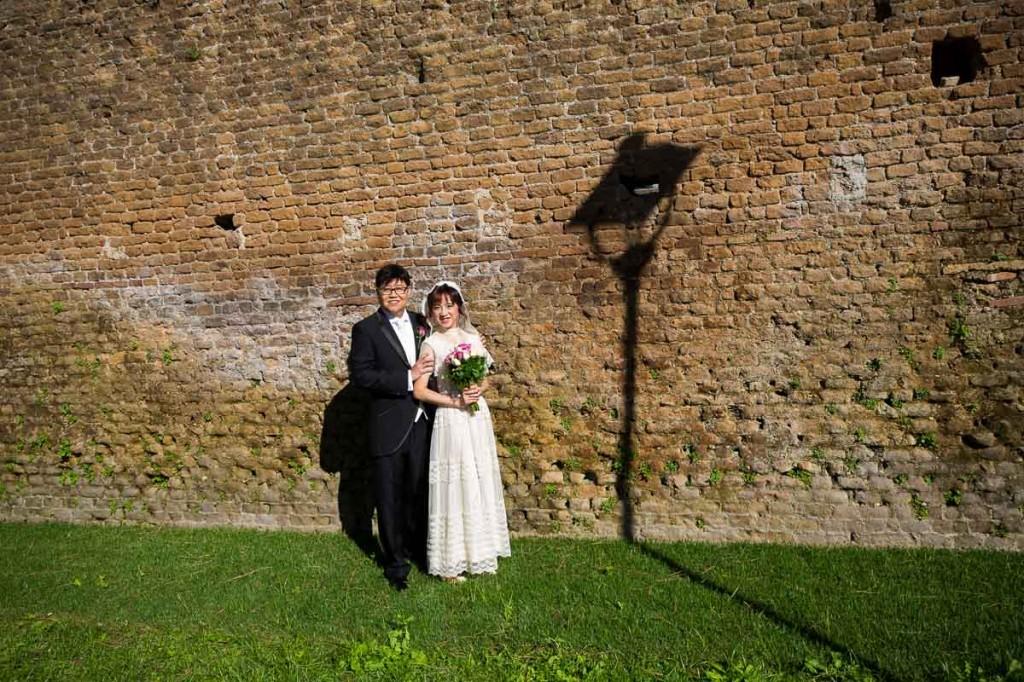 Picture session at Giardino degli Aranci in Rome