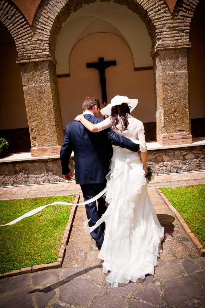 50 Church wedding
