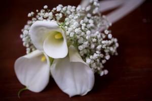 Bouquet of flowers - closeup
