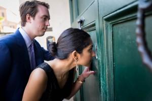 Looking through the keyhole at Cavalieri di Malta