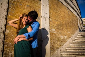 Maternity photography in Rome Italy