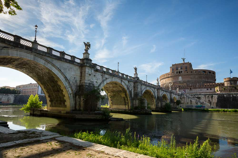 Castel Sant'Angelo in Rome picture photo