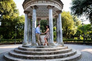 Temple of Diana e-photo shoot