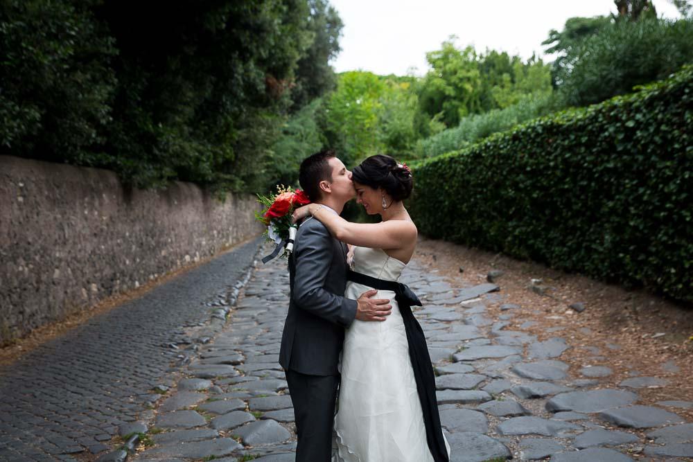 Appia antica Ancient Appian wedding photo shoot