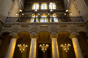 The Great Synagogue - inside view