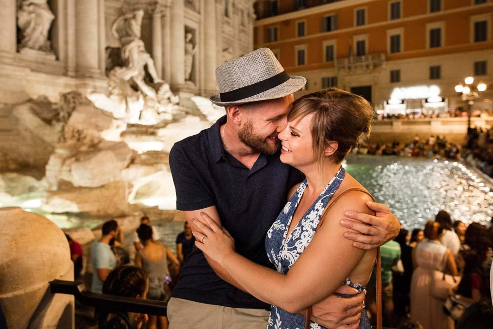 In love in Rome