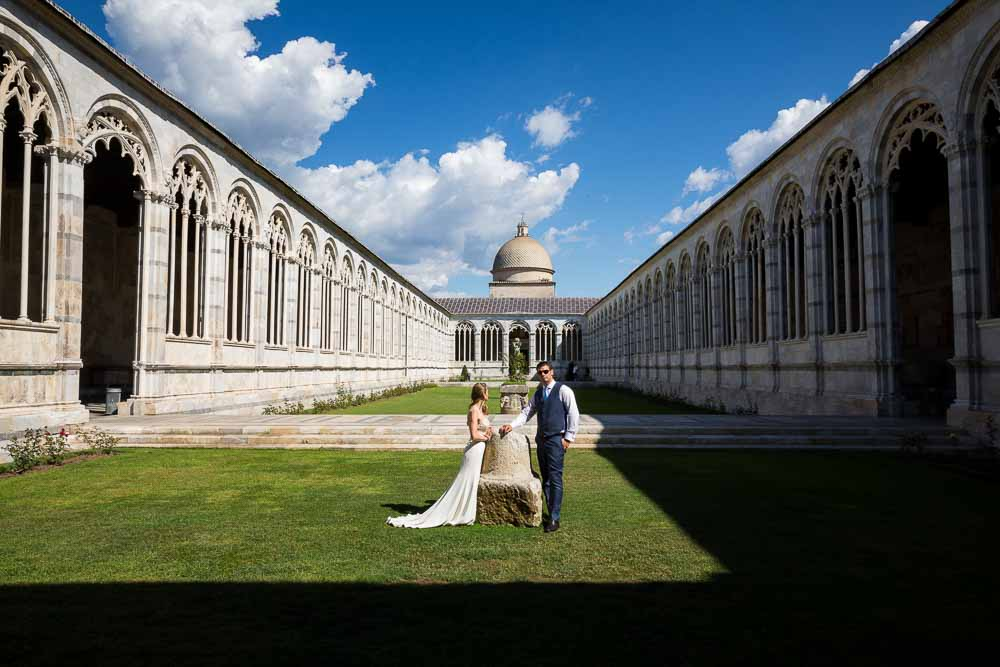 Camposanto wedding pictures