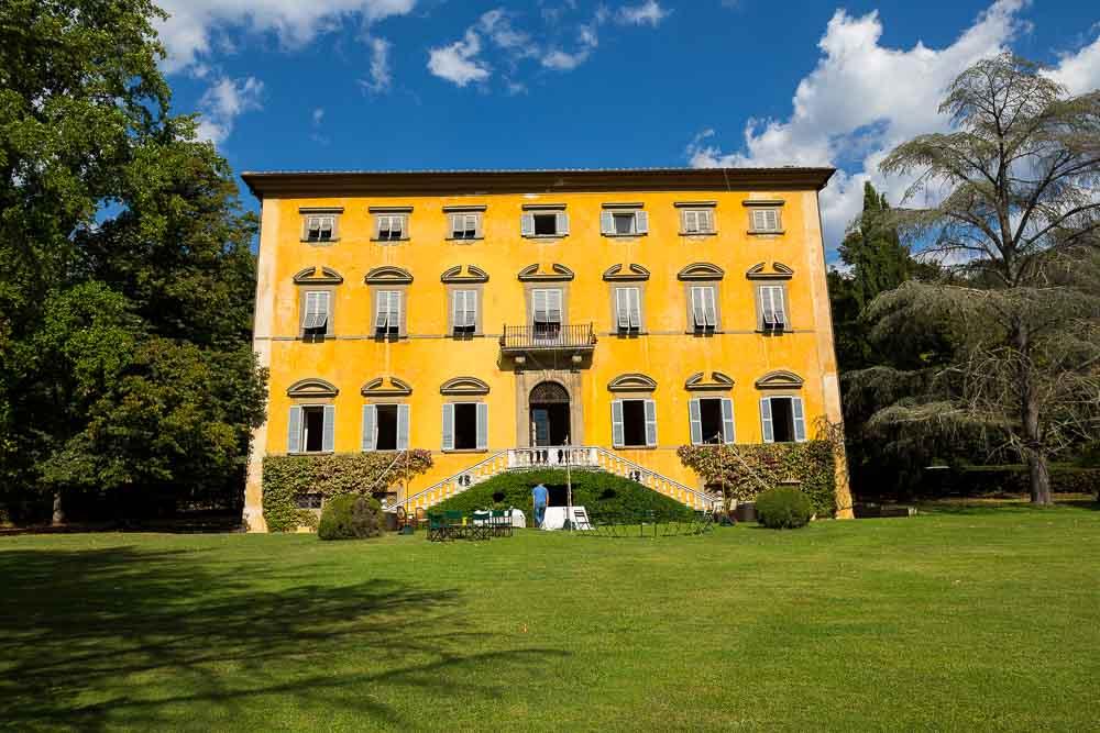 Countryside villa Tuscany Italy