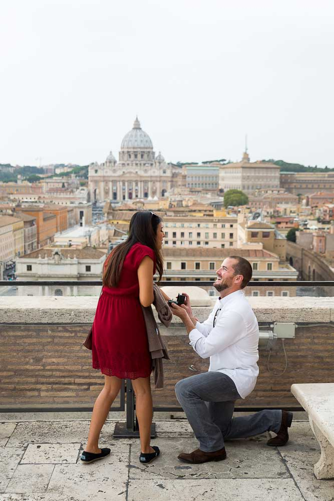 Surprise Wedding Marriage Proposal Photography