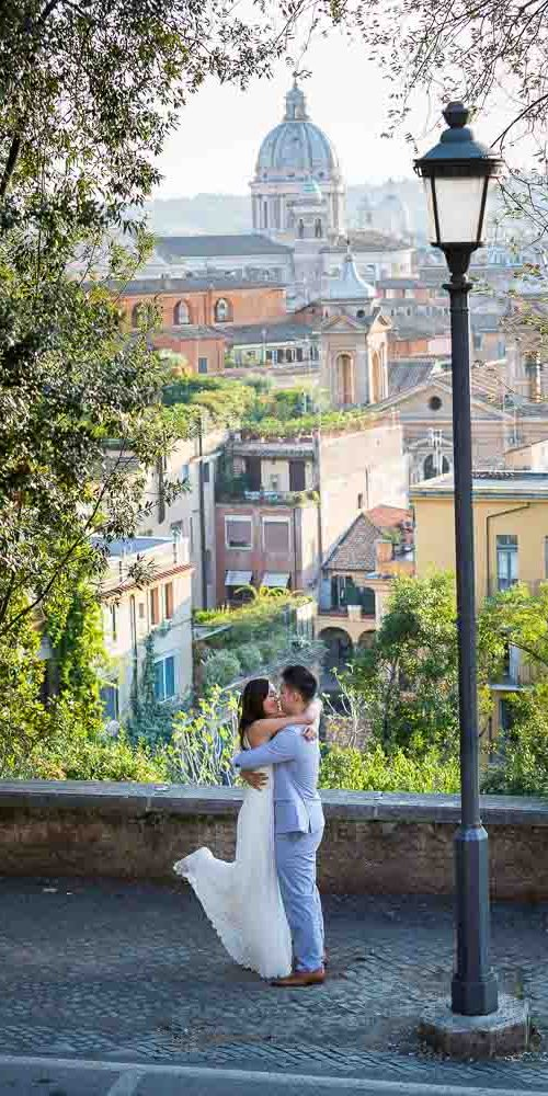 Couple photo session in Italy