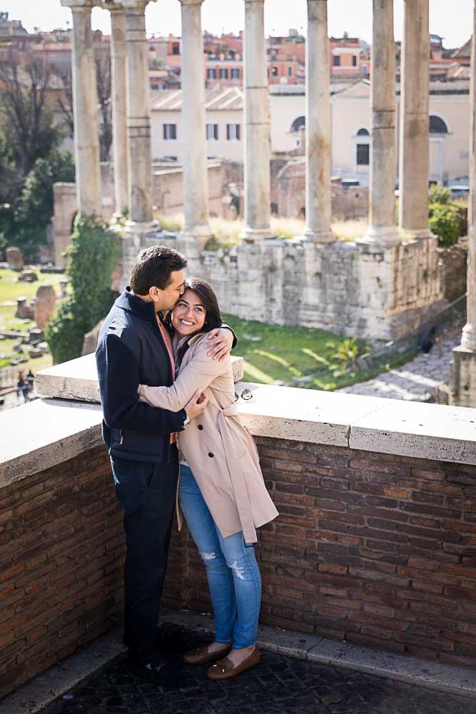 In love in Rome Love story image