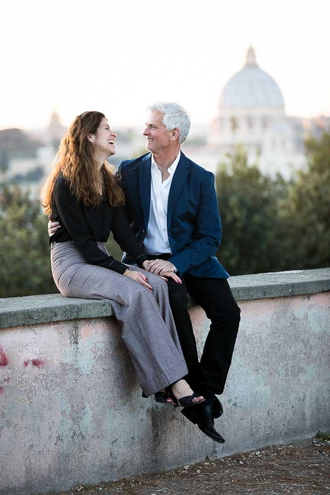 Rome portrait photo session