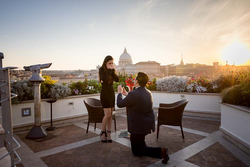 170 Rome rooftop proposal