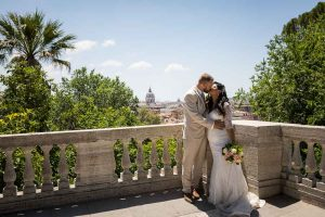 Wedding in Rome photographer session