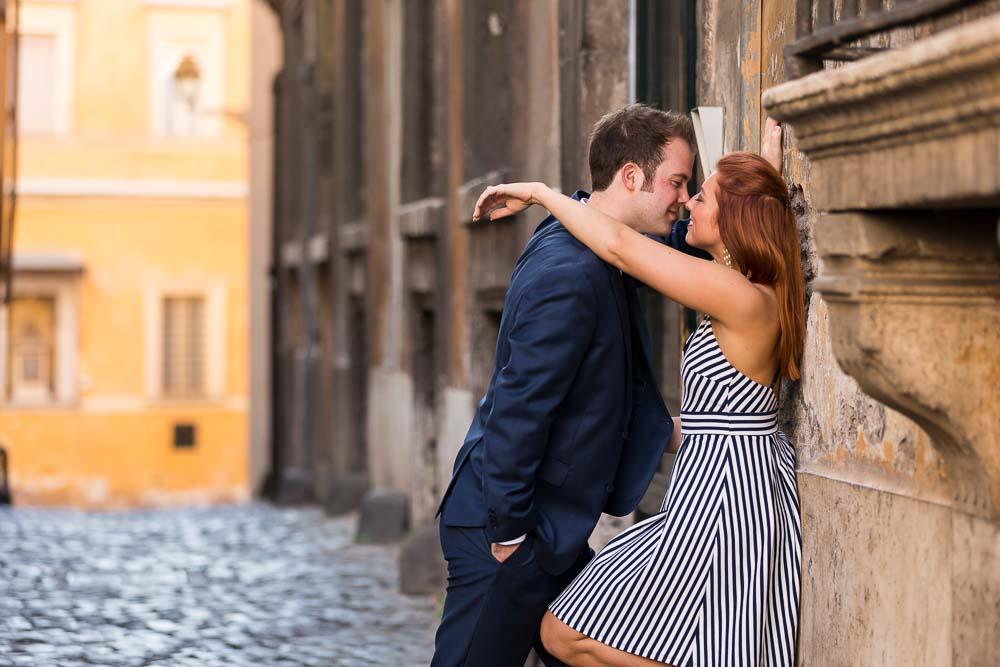 In love in Italy