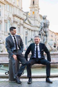 Piazza Navona lifestyle photo session