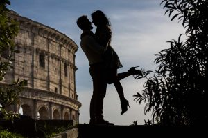 Couple engagement photo session by the andrea matone photography studio