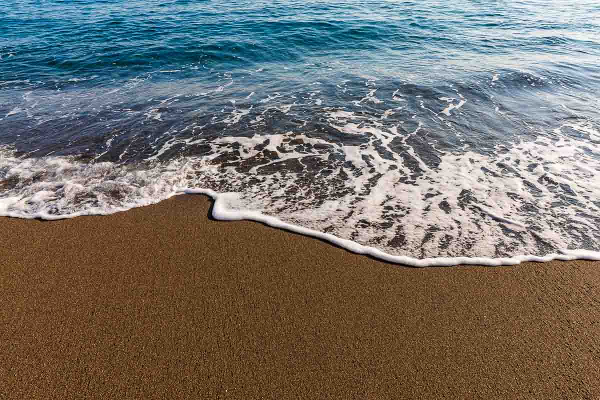 seaside beach water