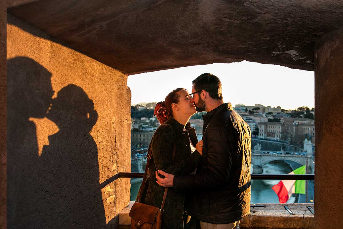 285 Couple photo shoot in Italy