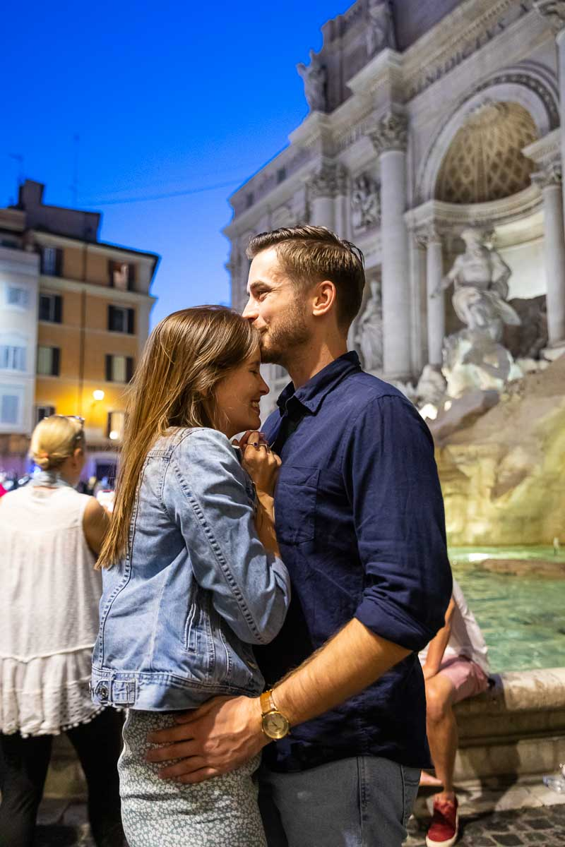 Engagement session in Italy