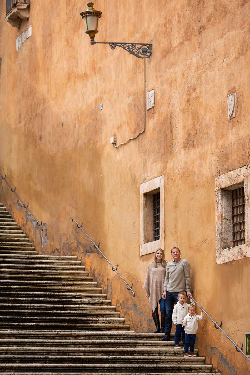 Rome Italy Family Portrait picture