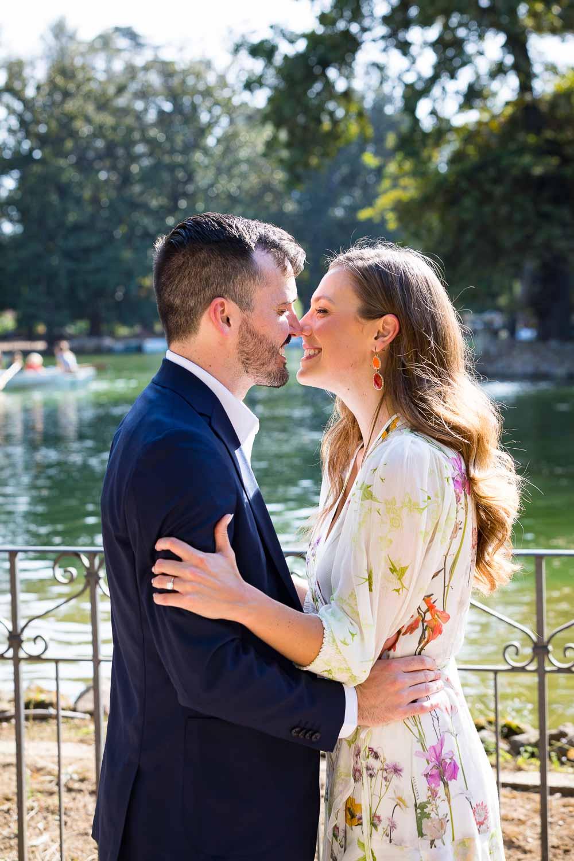 Couple photoshoot in Italy
